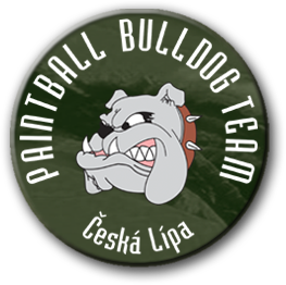 Logo Paintball Bulldog Team